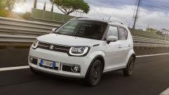 Suzuki Ignis, la prova su strada