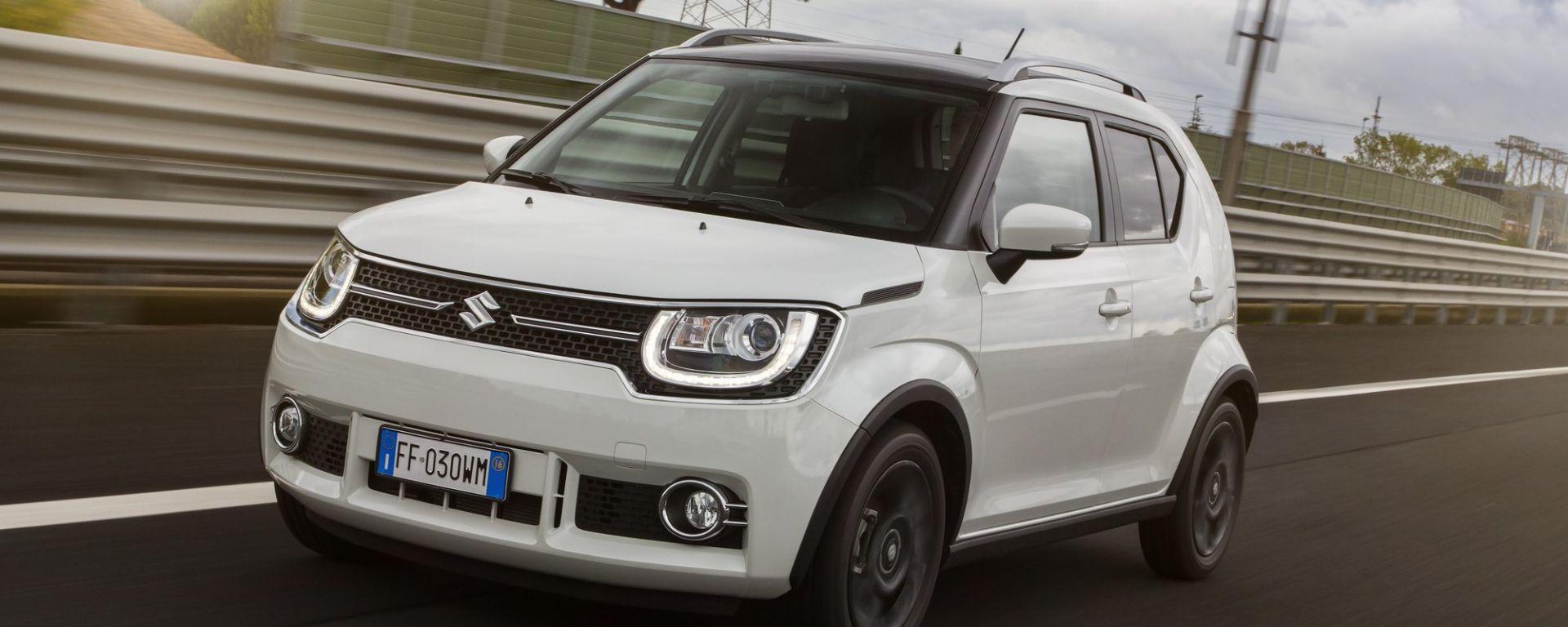 Suzuki Ignis: prova, dotazioni, prezzi