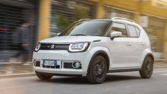 Suzuki Ignis, l'ibrido SHVS aggiunge al conto 1.000 euro