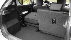 Suzuki Ignis: nelle versioni Allgrip il bagagliaio riduce il volume di carico di oltre 50 litri