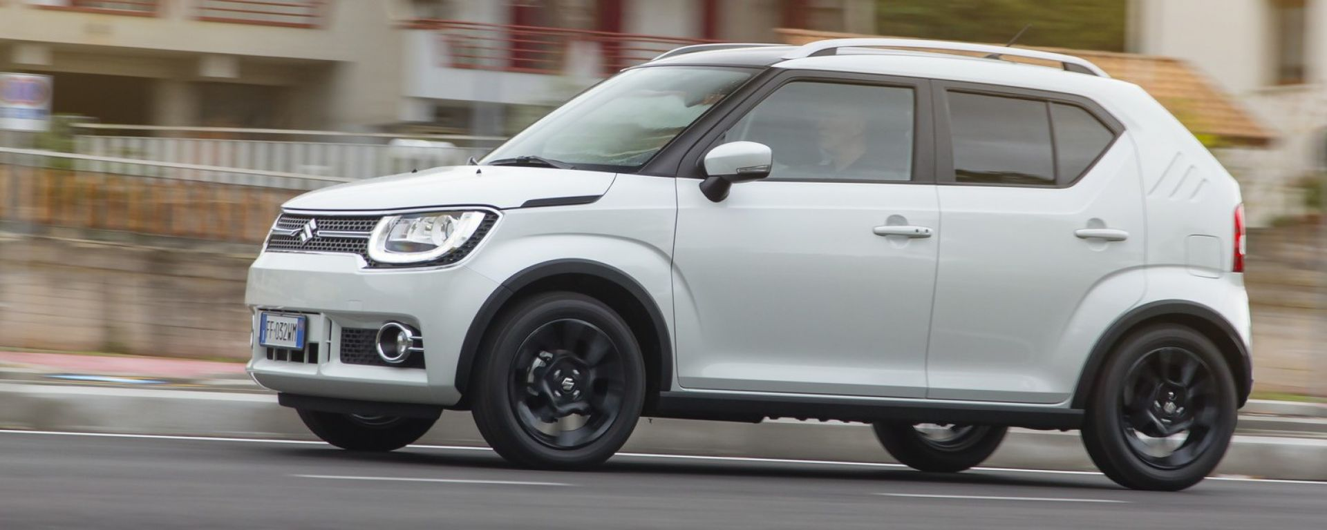 Suzuki Ignis: la prova della versione ibrida [VIDEO]