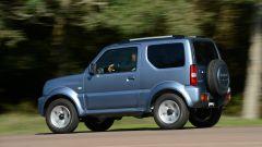 Suzuki Jimny 1.3 VVT - Immagine: 11