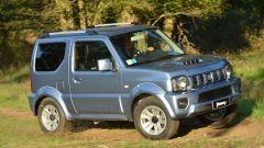 Suzuki Jimny 1.3 VVT - Immagine: 9