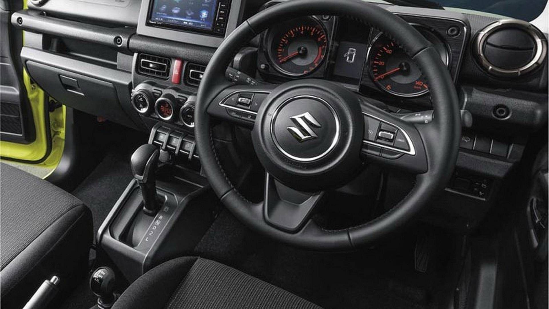 Nuovo Suzuki Jimny 2018: interni, motorizzazioni, uscita ...