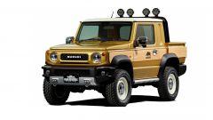 Nuovo Suzuki Jimny pick-up: novità a sorpresa al Tokyo Auto Salon