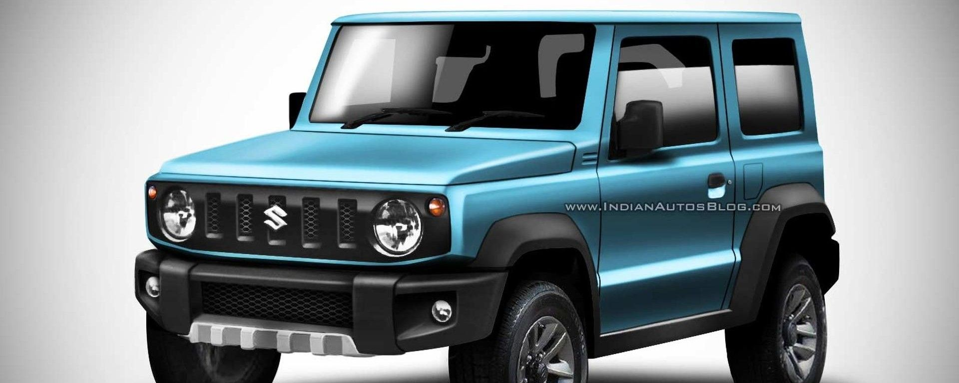 2018 suzuki samurai. interesting suzuki suzuki jimny 2018 nuovo look stessa pasta primo video su strada and 2018 suzuki samurai
