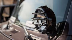 Suzuki Jimny 2019 Paris-Dakar: il faretto supplementare