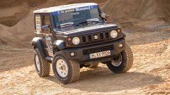 Suzuki Jimny 2019 Paris-Dakar: l'assetto è rialzato di 50 mm