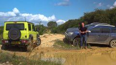 Video YouTube: Suzuki Jimny e Dacia Duster a confronto in offroad
