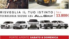 Suzuki Jimny e le altre 4x4: porte aperte il 23 e 24 marzo - Immagine: 3