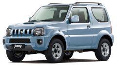 Suzuki Jimny Evolution - Immagine: 49