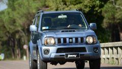 Suzuki Jimny Evolution - Immagine: 24