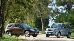 Suzuki Jimny Evolution - Immagine: 25