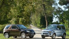 Suzuki Jimny Evolution - Immagine: 27