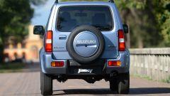 Suzuki Jimny Evolution - Immagine: 12