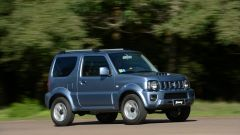 Suzuki Jimny Evolution - Immagine: 8