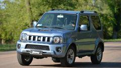Suzuki Jimny Evolution - Immagine: 4