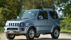 Suzuki Jimny Evolution - Immagine: 14