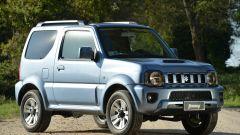 Suzuki Jimny Evolution - Immagine: 21