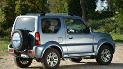 Suzuki Jimny Evolution - Immagine: 20