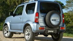 Suzuki Jimny Evolution - Immagine: 16