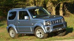 Suzuki Jimny Evolution - Immagine: 15