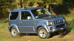Suzuki Jimny Evolution - Immagine: 3