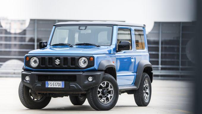 Suzuki Jimny: per adesso le vendite in Italia continuano, ma nel 2020 è sold out