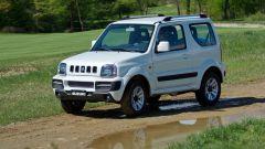 Suzuki Jimny Shiro - Immagine: 10
