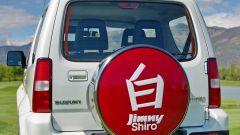 Suzuki Jimny Shiro - Immagine: 1