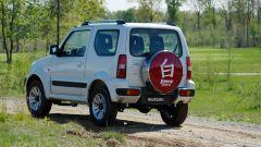 Suzuki Jimny Shiro - Immagine: 9