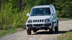 Suzuki Jimny Shiro - Immagine: 5