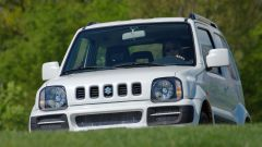 Suzuki Jimny Shiro - Immagine: 11
