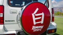 Suzuki Jimny Shiro - Immagine: 2