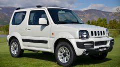 Suzuki Jimny Shiro - Immagine: 3