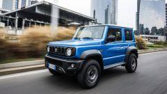 Suzuki Jimny: stop alle vendite in UK