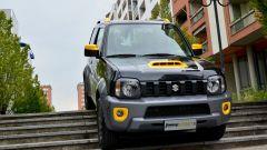 Suzuki Jimny Street al Parco Valentino di Torino  - Immagine: 2