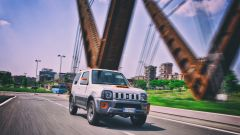 Suzuki Jimny Street - Immagine: 38