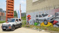 Suzuki Jimny Street - Immagine: 15