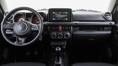 Suzuki Jimny: un'immagine degli interni