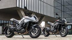 Suzuki Katana 2019: le due colorazioni disponibili