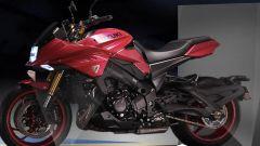 Signora in rosso, la Suzuki Katana che (non) vedremo - Immagine: 1