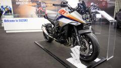 Suzuki Katana 7584: la special allo stand Suzuki a MBE 2020