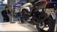 Suzuki Katana, a Eicma operazione nostalgia [VIDEO] - Immagine: 1