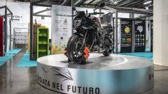 Suzuki Katana: ponte tra Digital e Design week a Milano - Immagine: 1