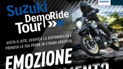 Suzuki Katana e DemoRide Tour 2019: ultimo weekend di prove - Immagine: 1