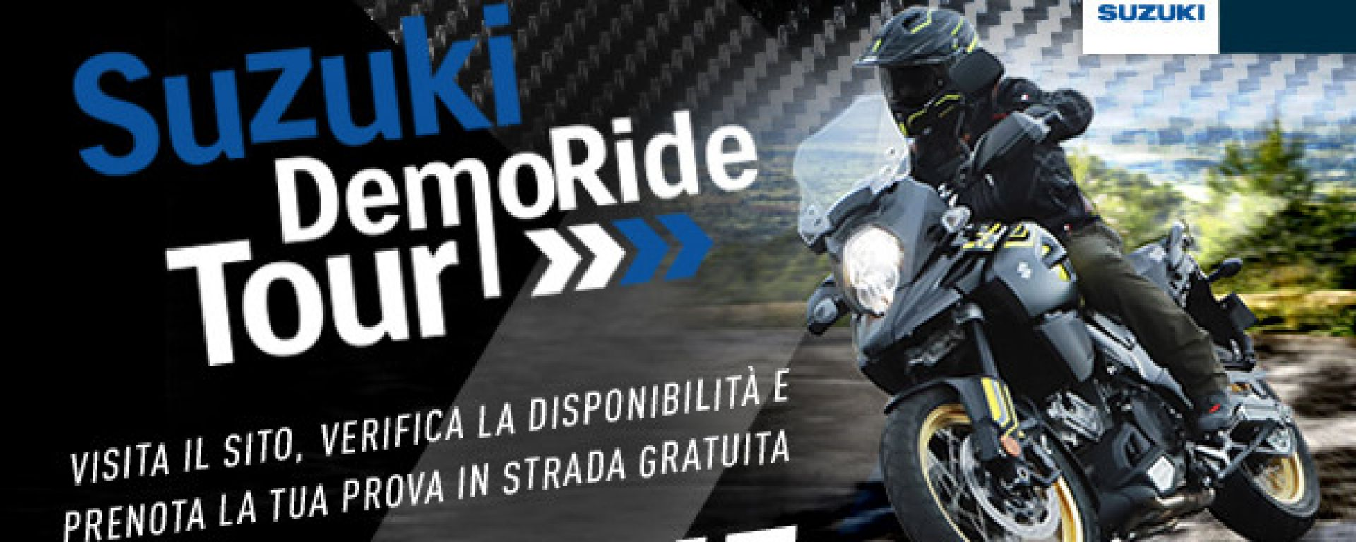Suzuki Katana e DemoRide Tour 2019: ultimo weekend di prove