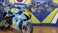 Suzuki: la GSX-R 1000R di Franco Uncini