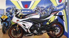 Suzuki: la GSX-R 1000R di Marco Lucchinelli