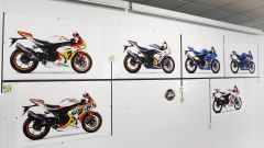 Suzuki Legend Edition: 7 moto dedicate ai Campioni